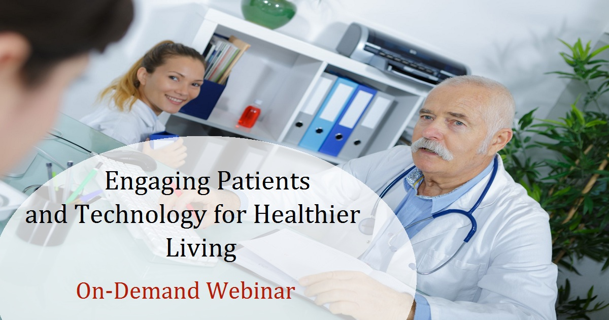 Engaging Patients and Technology for Healthier Living