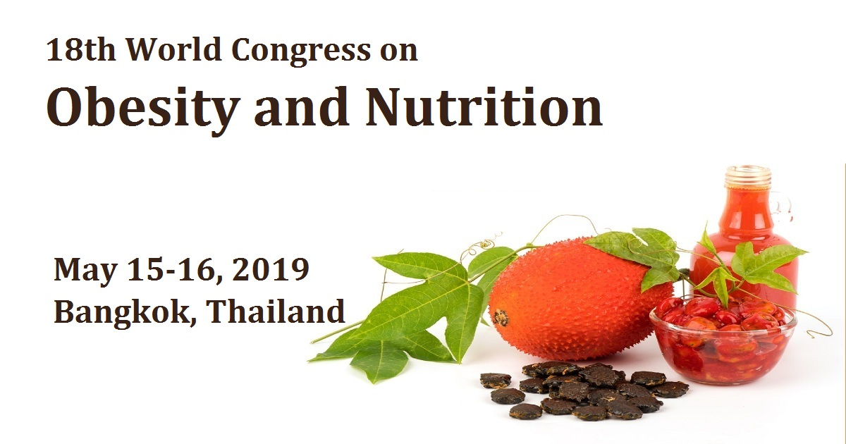 18th World Congress on Obesity and Nutrition