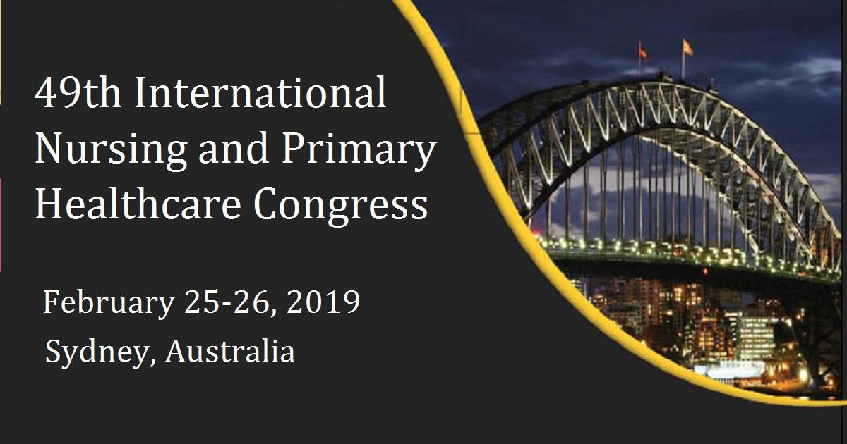 49th International Nursing and Primary Healthcare Congress