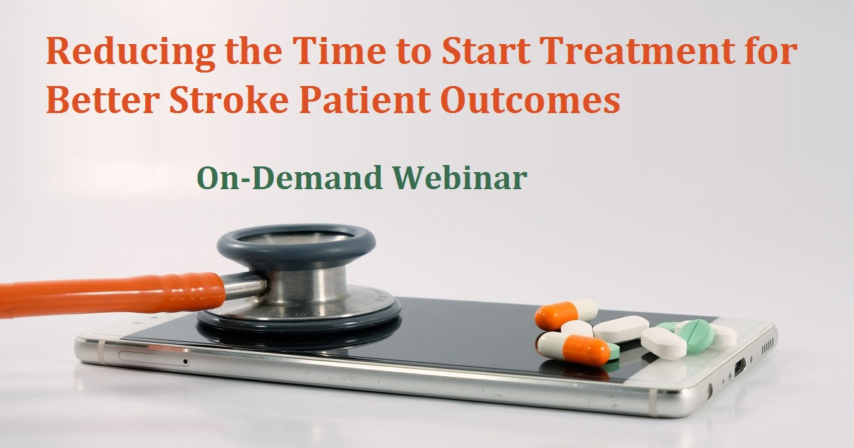 Reducing the Time to Start Treatment for Better Stroke Patient Outcomes