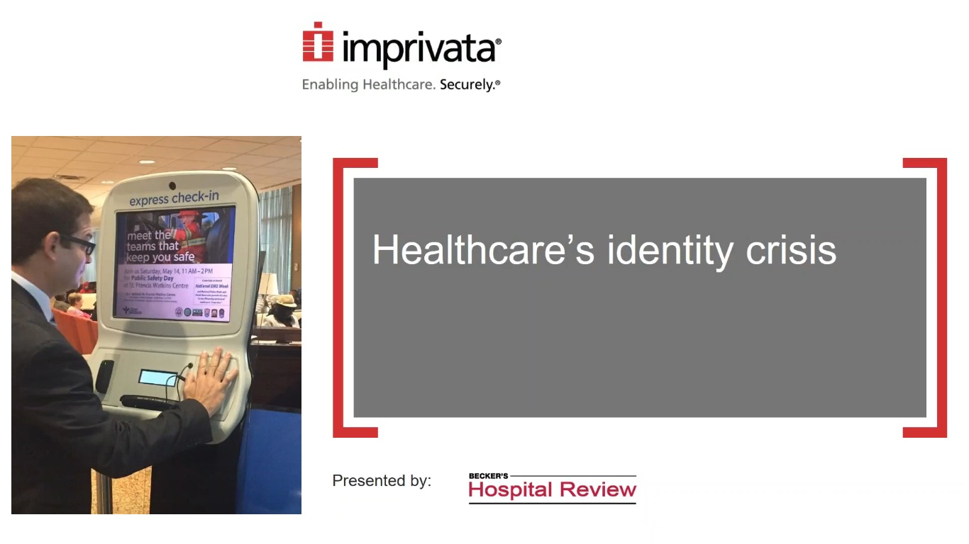 How to achieve positive patient identification, true EMPI integrity, and patient matching across disparate systems