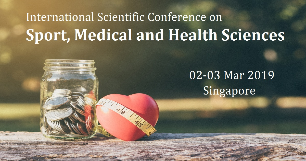 International Scientific Conference on Sport, Medical and Health Sciences