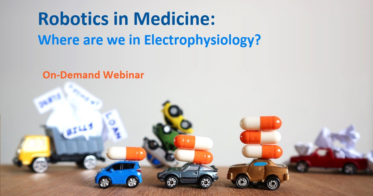 Robotics in Medicine: Where are we in Electrophysiology?