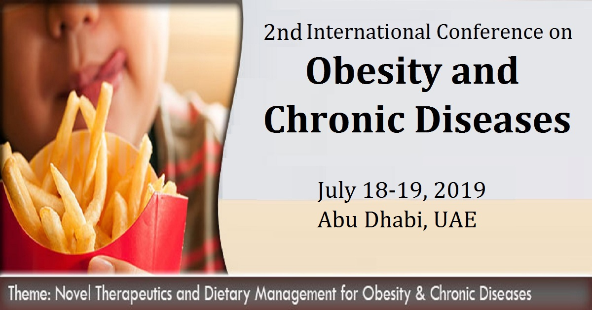 2nd International Conference on Obesity and Chronic Diseases