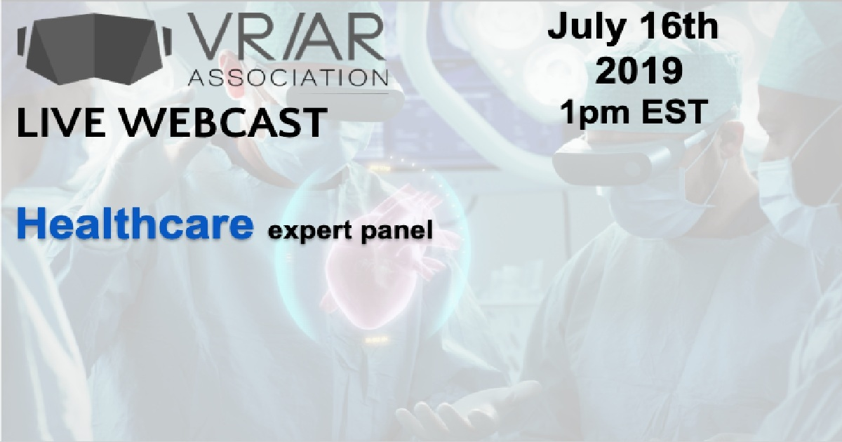 VR/AR in Healthcare with Jefferson Health