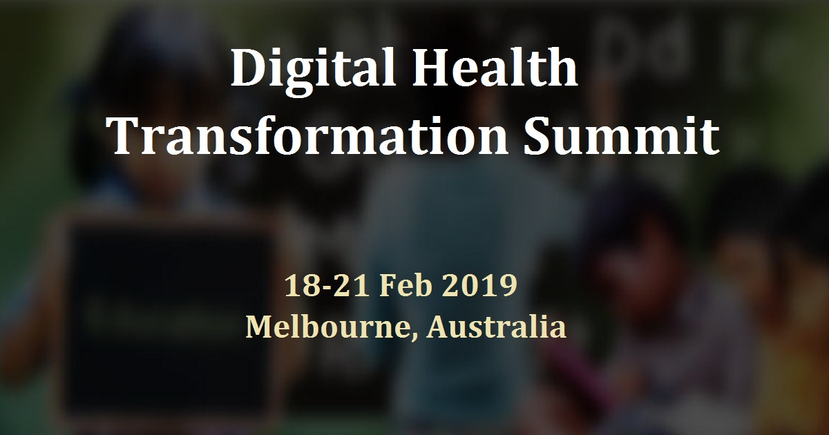 Digital Health Transformation Summit
