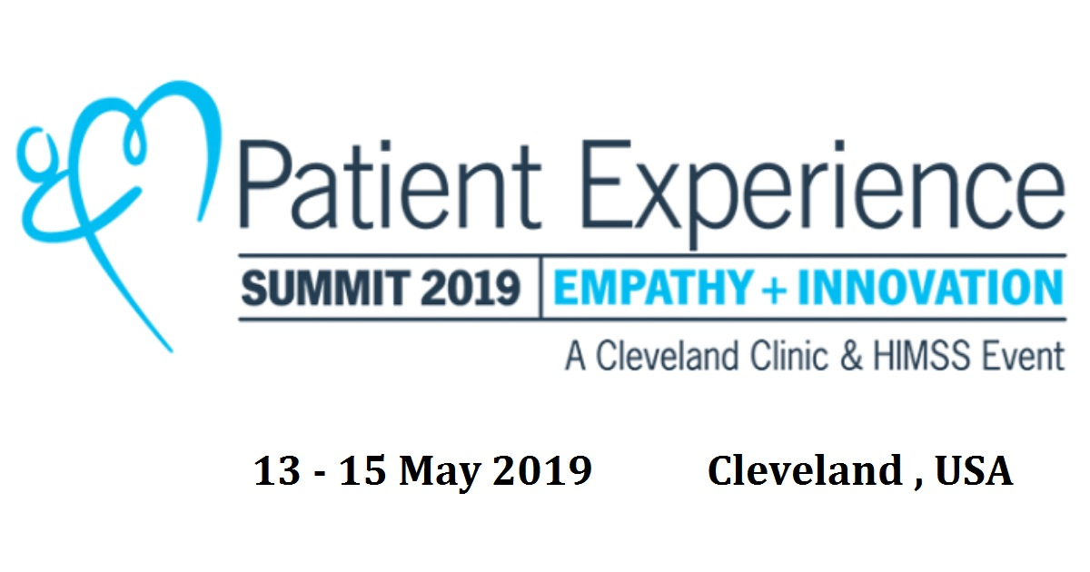 Patient Experience Summit 2019
