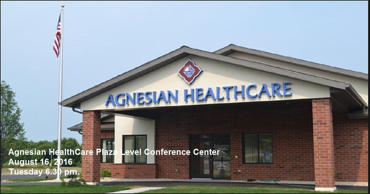 Agnesian HealthCare Plaza Level Conference Center