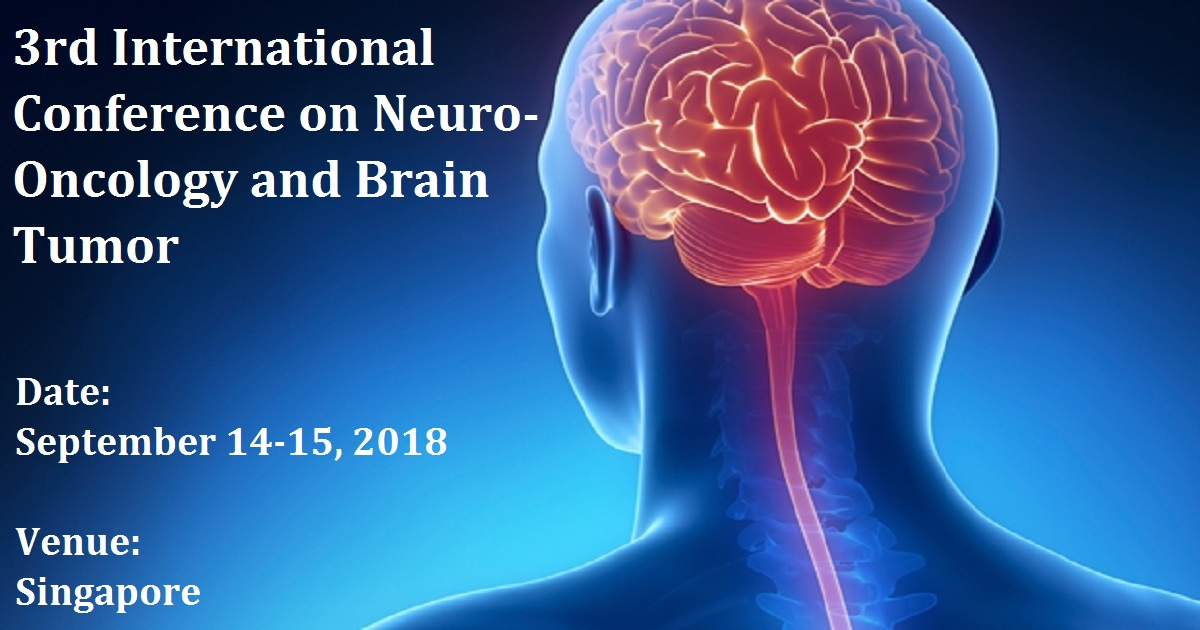 3Rd International Conference On Neuro-Oncology And Brain Tumor