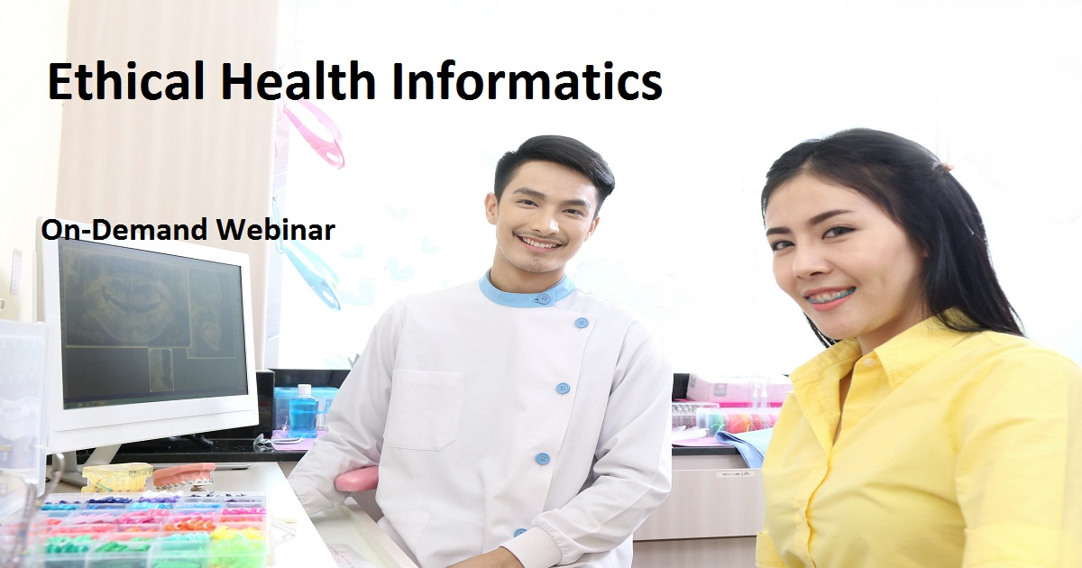Ethical Health Informatics