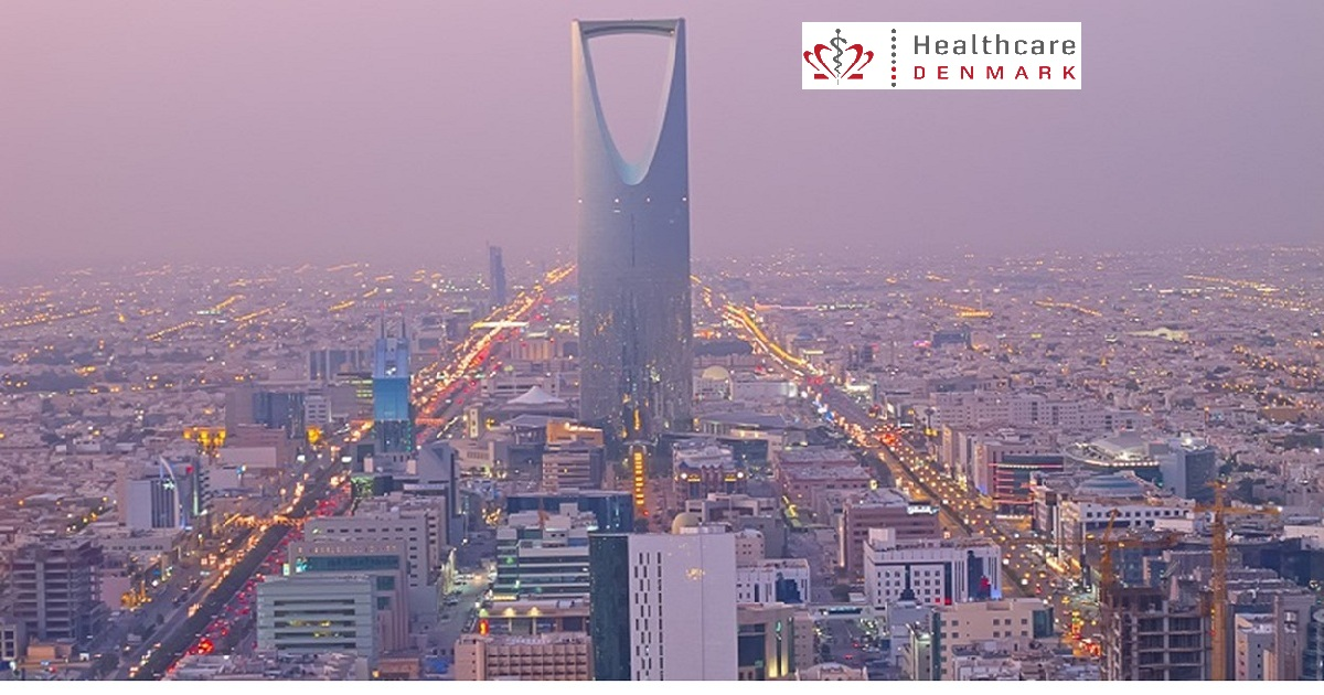 Healthcare delegation to the MENA Region