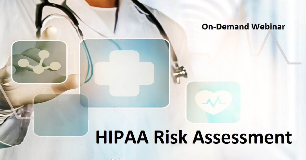HIPAA Risk Assessment