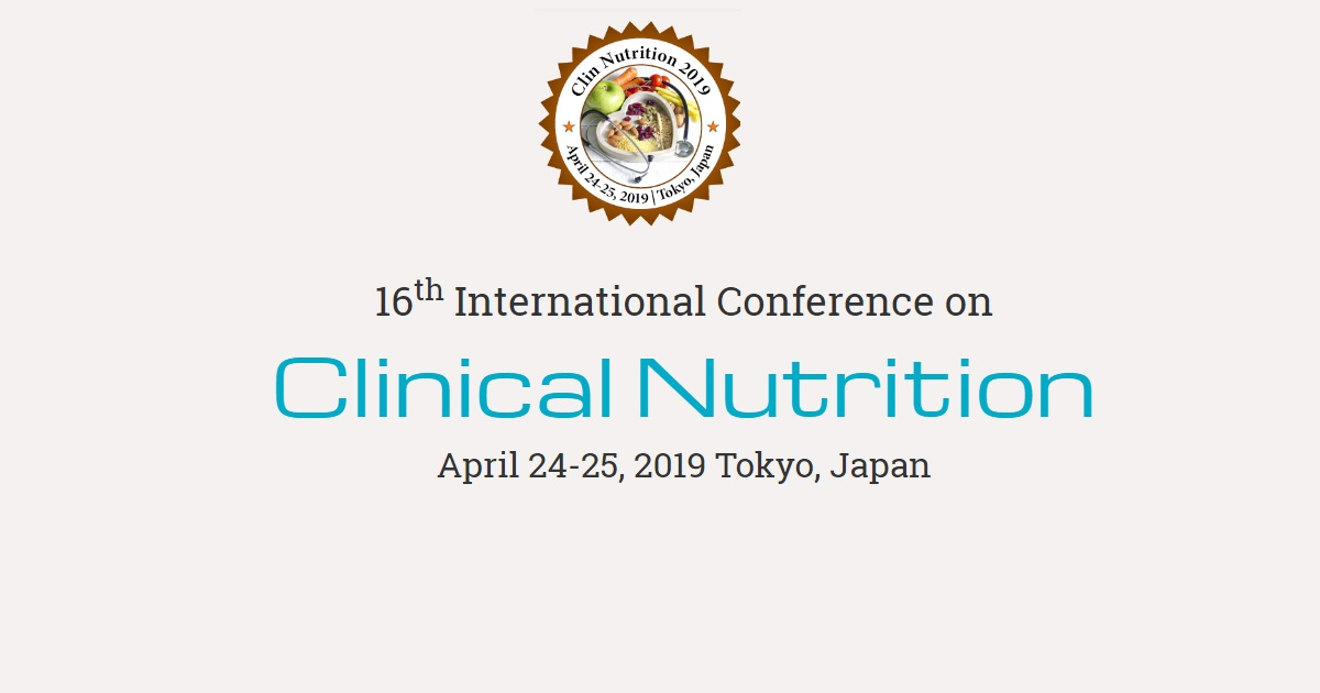 16th International Conference on Clinical Nutrition