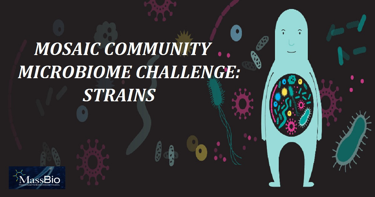 MOSAIC COMMUNITY MICROBIOME CHALLENGE: STRAINS
