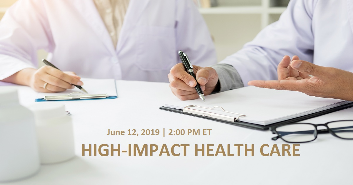 HIGH-IMPACT HEALTH CARE: MOVING FROM MEMBER ENGAGEMENT TO EMPOWERMENT
