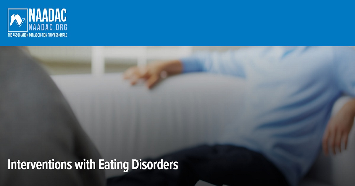 Interventions with Eating Disorders