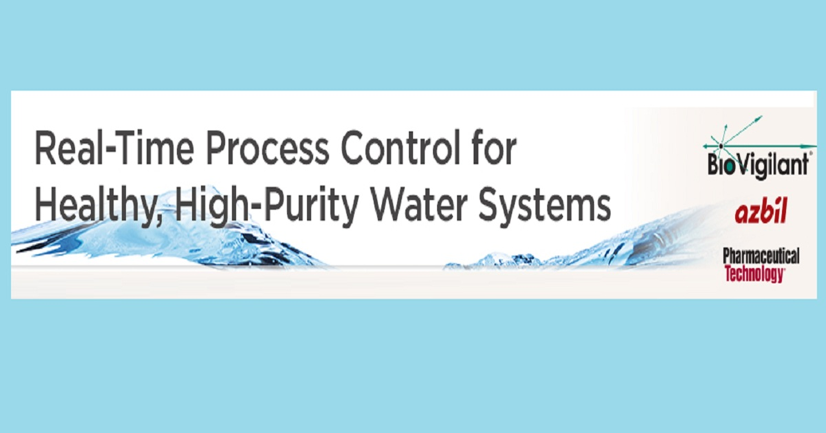 Real-Time Process Control for Healthy, High-Purity Water Systems