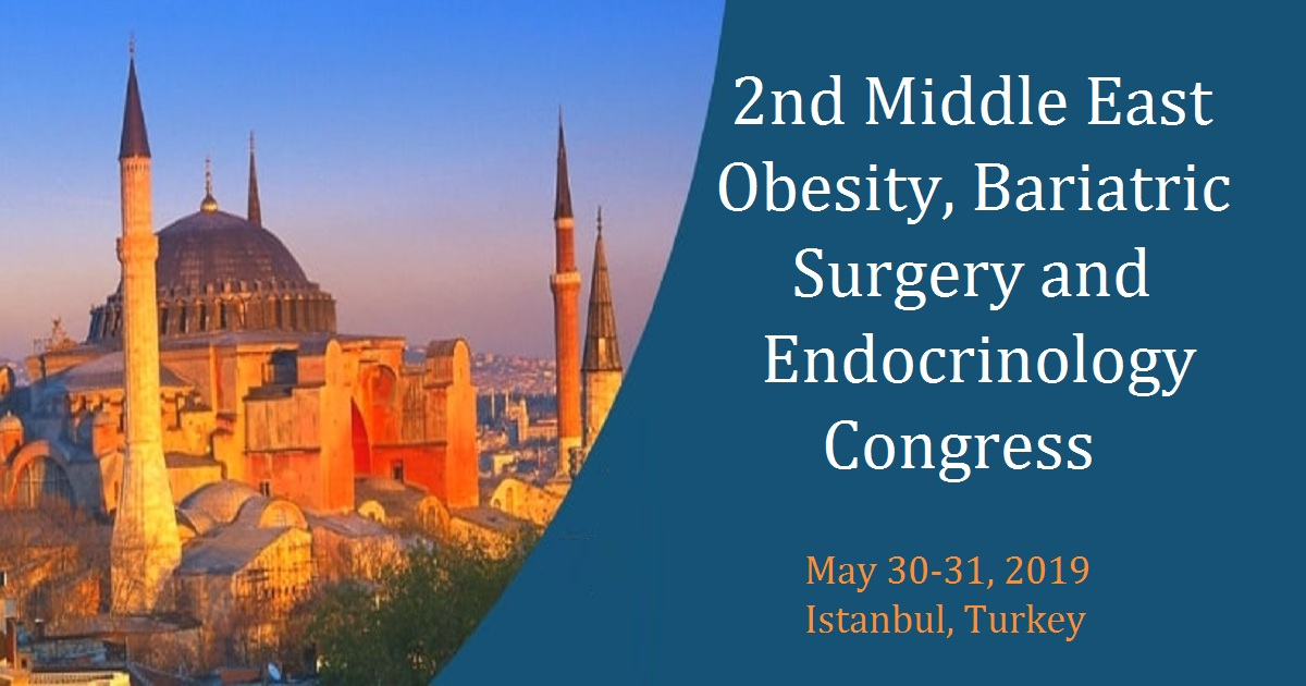 2nd Middle East Obesity, Bariatric Surgery and Endocrinology Congress