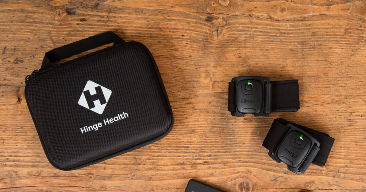 Hinge Health Raises $90M to Expand Digital Musculoskeletal Care Solution