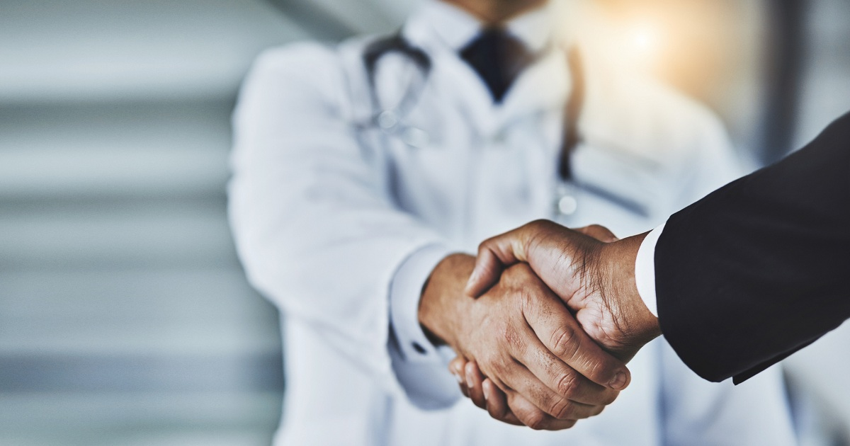 FOUR BEST PRACTICES TO COMMUNICATE A HEALTH CARE MERGER