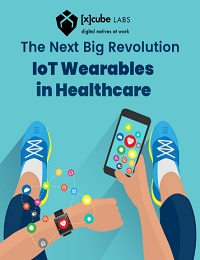 THE NEXT BIG REVOLUTION – IOT WEARABLES IN HEALTHCARE