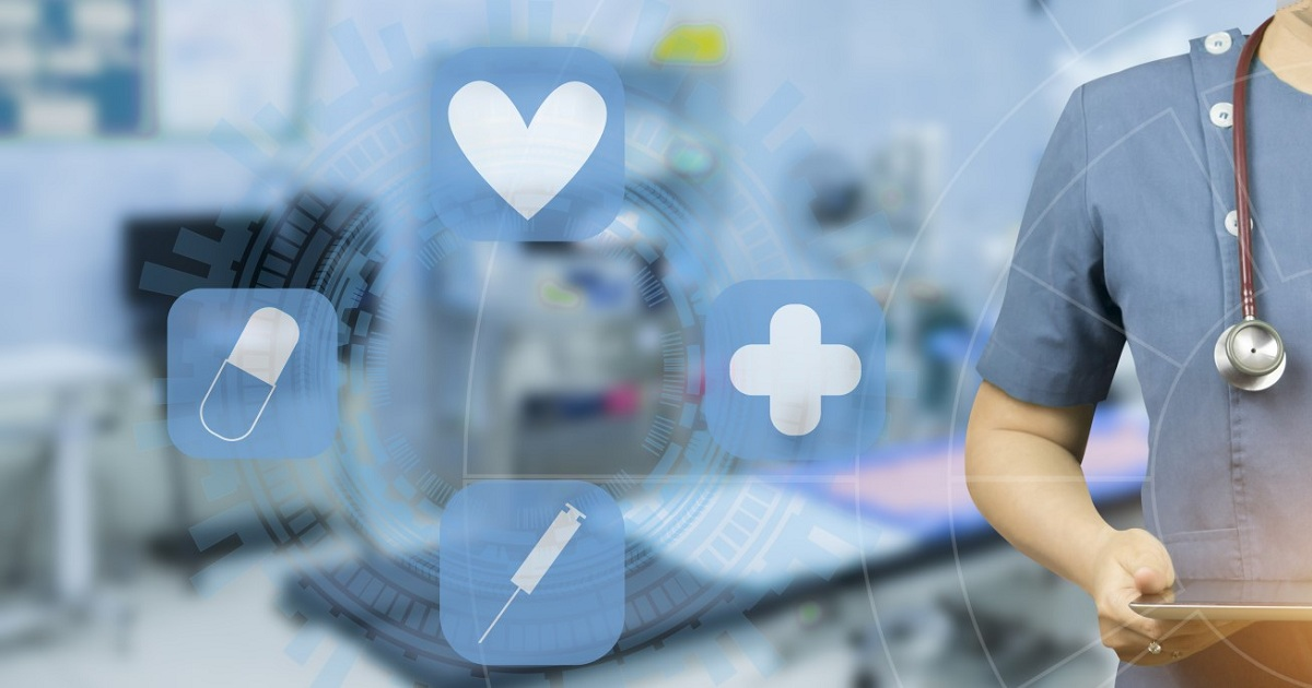 ADVANCED HEALTHCARE SUPPLY CHAINS: WHY IT'S ALL IN THE DATA