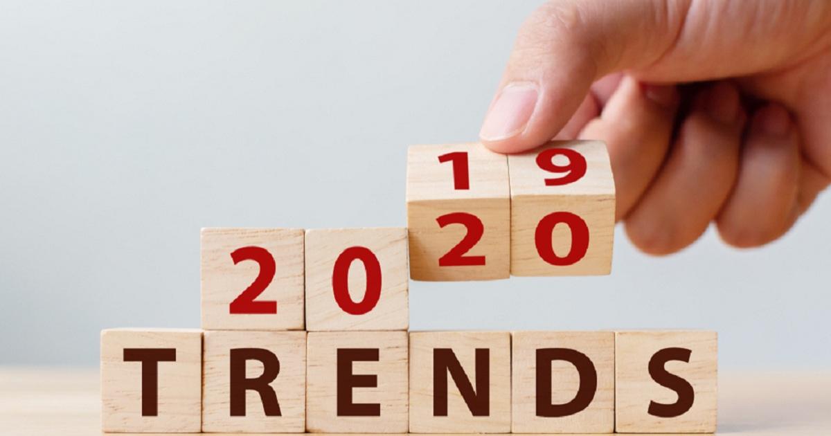 TOP 8 HEALTHCARE TRENDS IN 2020