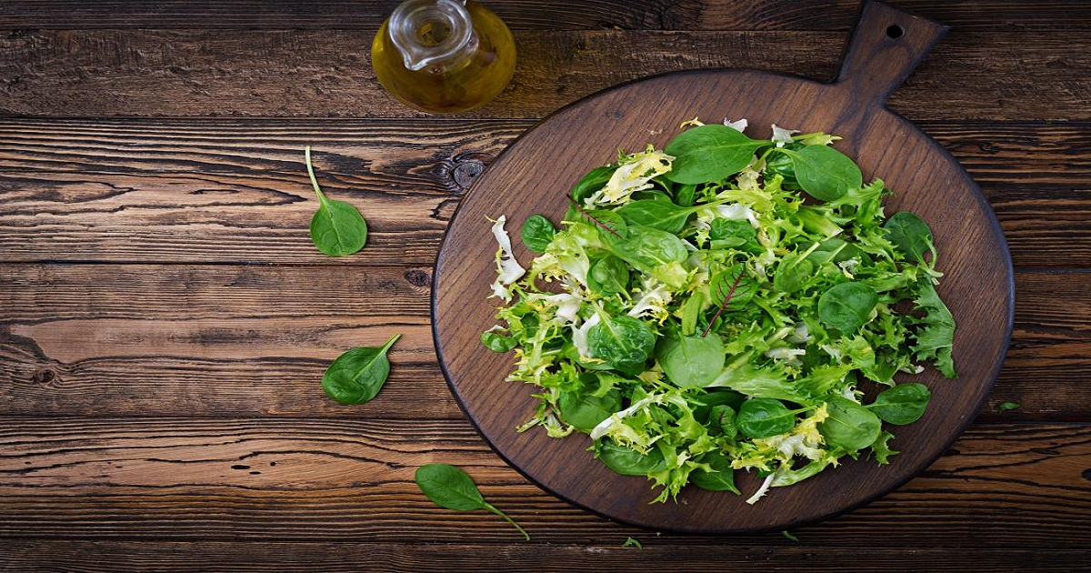 WHY GREEN LEAFY VEGETABLES CAN PROTECT LIVER HEALTH