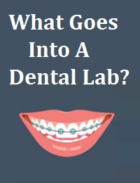 WHAT GOES INTO A DENTAL LAB?