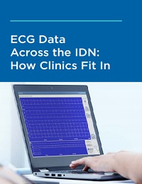 ECG DATA ACROSS THE IDN: HOW CLINICS FIT IN