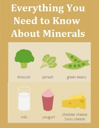 EVERYTHING YOU NEED TO KNOW ABOUT MINERALS