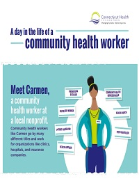 A DAY IN THE LIFE OF A COMMUNITY HEALTH WORKER