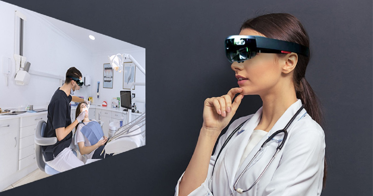 HOW MIXED REALITY BRINGS THE VIRTUAL HOSPITAL TO YOU