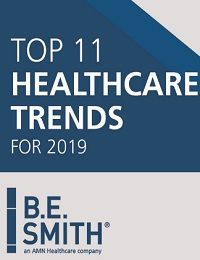 TOP 11 HEALTHCARE TRENDS FOR 2019